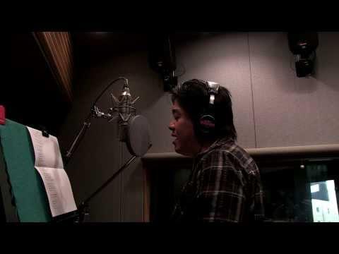 ホリエモンが「ウシジマくん」主題歌を熱唱!レコーディング