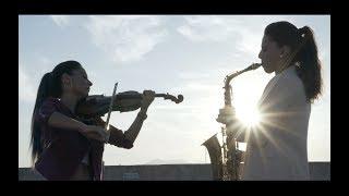 download lagu Mosaïque Ash - Violin & Saxophone Cover  Melissa gratis