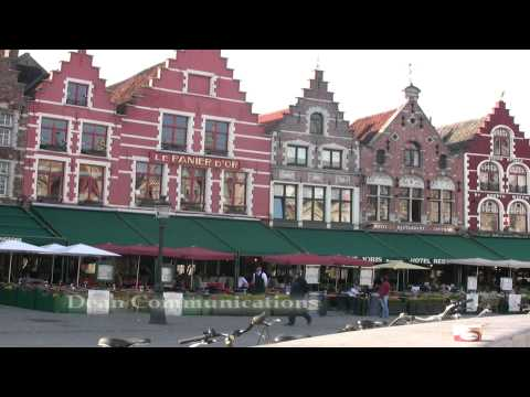 Bruges, Belgium in HD - Time To Travel