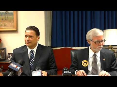 Indiana Democratic Leaders Scott Pelath & Tim Lanane - State of the State Remarks