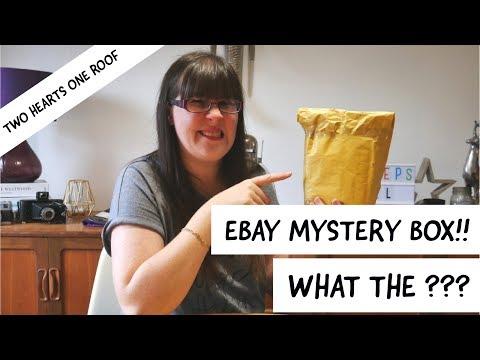 eBay Mystery Box Unboxing - UK eBay £10 Mystery Surprise Box