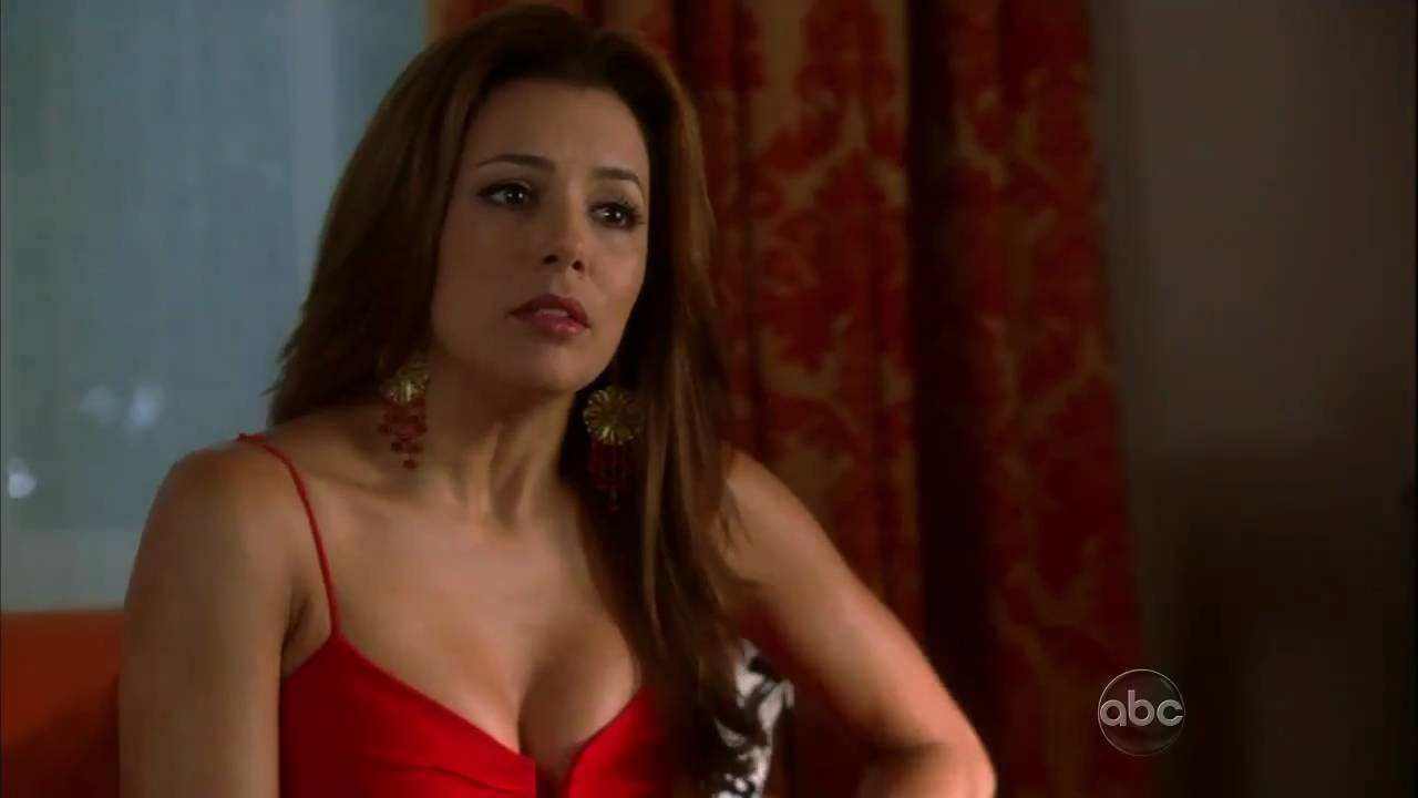 hd eva longoria   desperate housewives s07 e03   youtube