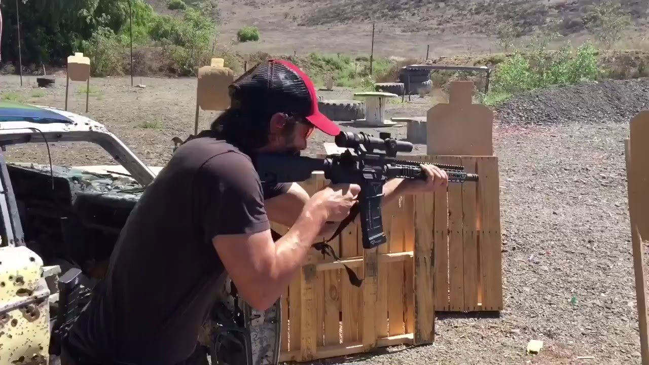 [Keanu Reeves Is Training For John Wick 2 And It's Supremely Badass] Video