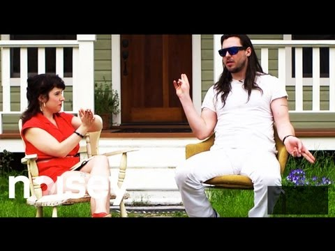 Andrew WK Gets a Psychic Reading - Psychic Readings #01