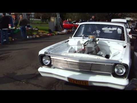 TuFF SERIOUS OZY TRUCK MOPAR V8 DODGE cruisin