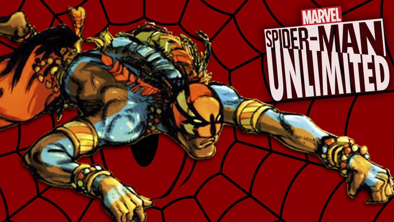 African Spider God Anansi The Spider-god