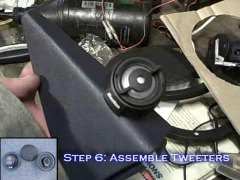 Speaker Setup For Car How to Install Car Speakers w/