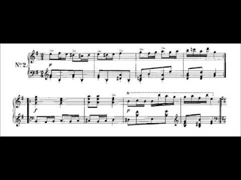 Шуберт Франц - Works for piano solo D.735 Galop and 8 Ecossaises