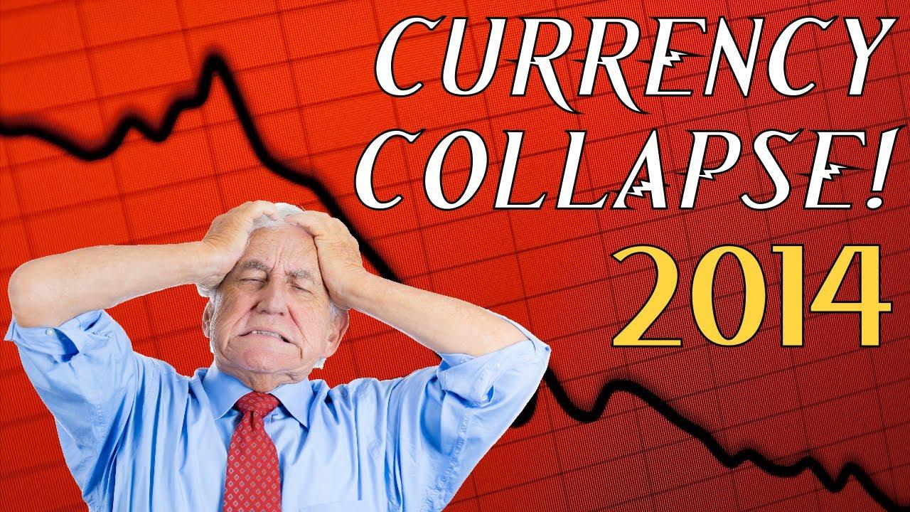 Forex market collapse