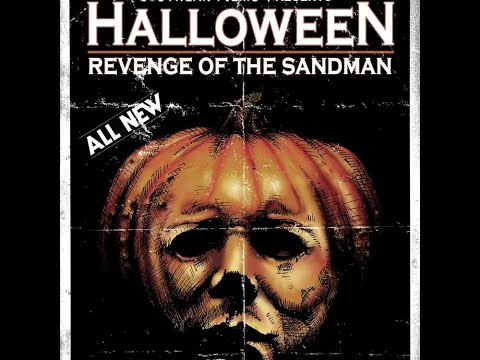 HALLOWEEN REVENGE OF THE SANDMAN a Halloween fan film