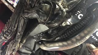 TCC2018 Mamegyorai - Alien - Big Chap 1/3 Scale Statue 豆魚雷 - エイリアン - ビッグチャップ 1/3スケールスタチュー