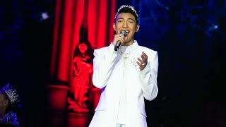 "The Aces - Araneta ""Never Enough"" by Darren Espanto"