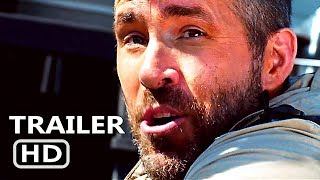 6 UNDERGROUND Trailer 3 (2019) Ryan Reynolds Movie
