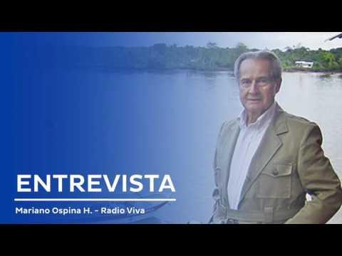 Entrevista A Mariano Ospina Hernández en Radio Viva