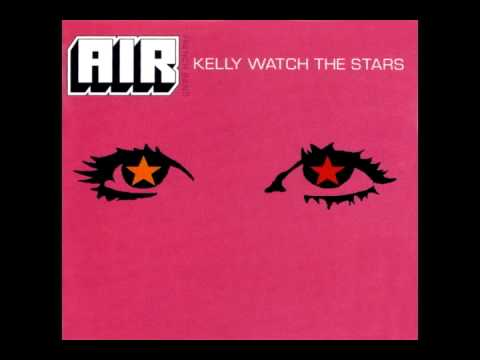 Air-Kelly watch the stars