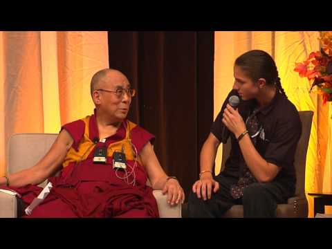 Heart-Mind Youth Dialogue with the Dalai Lama