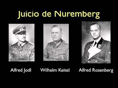 Nuremberg juicios