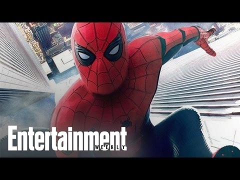 Spider-Man: Homecoming's Tom Holland: Filming Has Wrapped | News Flash | Entertainment Weekly