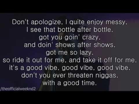 The Weeknd feat. Rick Ross - In Vein (Lyrics)