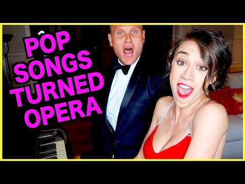 POP SONGS TURNED OPERA