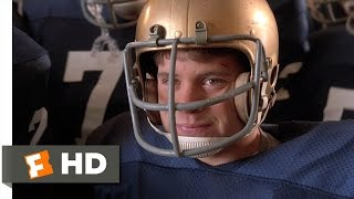 I've Been Ready for This My Whole Life - Rudy (7/8) Movie CLIP (1993) HD