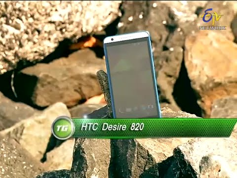 Tech Guru-htc Desire 820-chrome Cast-review-on 14th Dec 2014 video