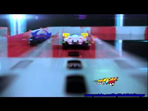 Scan2Go (Commercial) Lane Figure 8 Racing Track