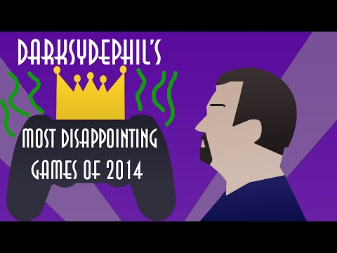 DSP's Most Disappointing Games of 2014 - Number 3