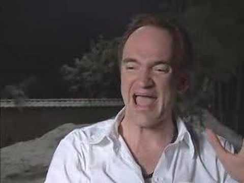 Quentin Tarantino Talks About Xena video
