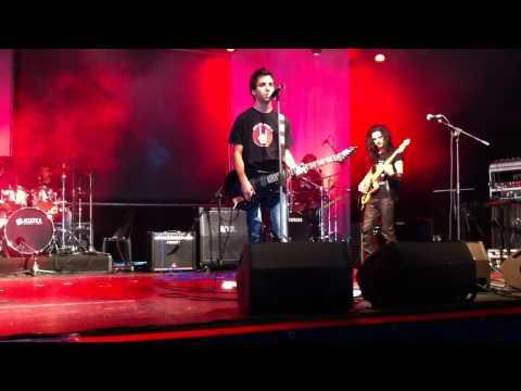 """Hysteria – """"Universe of parallel lights"""" live @ casa della musica (Palapartenope) [03.06.2012]"""