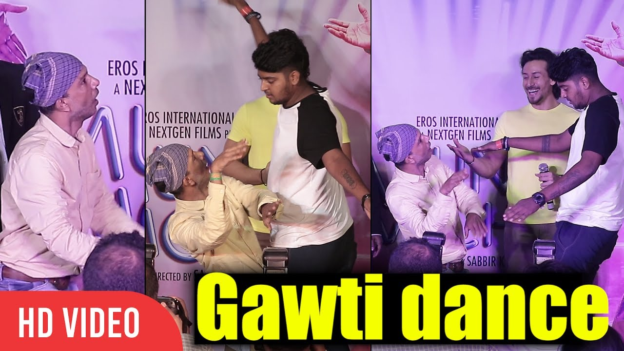 Gawti Dance Vs Hip Hop Dance | Funny Media Dance | Funny Media Dance