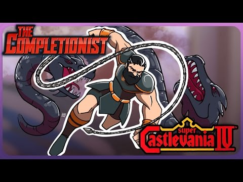 Super Castlevania 4   The Completionist