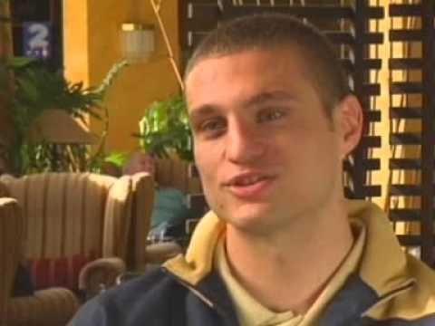 Intervju - Nemanja Vidic 2009