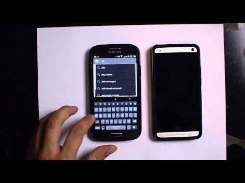 Setting up AT&T Visual Voicemail - Samsung Galaxy S4 (SIV)