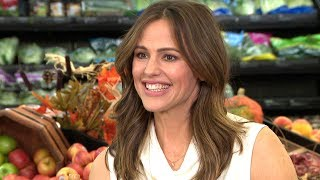 See How Jennifer Garner Is Spreading Inspiration Through Food!