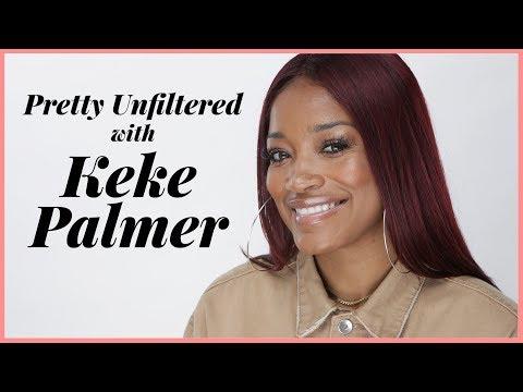 Keke palmer no makeup