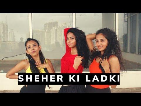 Download Lagu  Sheher Ki Ladki Song   Khandaani Shafakhana   Sneha Kapoor Choreography #bollywood #sheherkiladki Mp3 Free