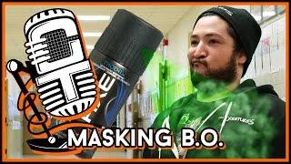 "Creature Talk Ep141 ""Masking B.O."" 9/26/15 Video Podcast"