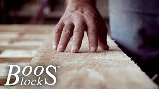 Boos Blocks | Wood Craftsmanship