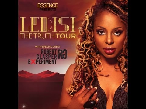 Ledisi The Truth Tour Live Performance - anything And rock With You video