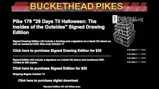 (Preview) Buckethead - 28 Days Til Halloween: The Insides of the Outsides (Buckethead Pikes #179)