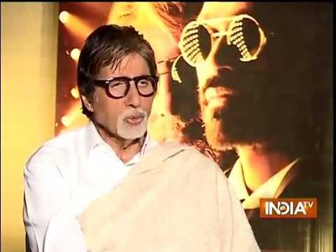 Shamitabh Movie: Amitabh Bachchan | R Balki's Exclusive Interview video