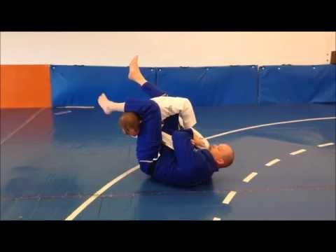 BJJ Techniques: Closed Guard Underhook Armbar Image 1