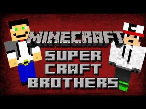 Minecraft Super Craft Brothers part 1 (Dutch)