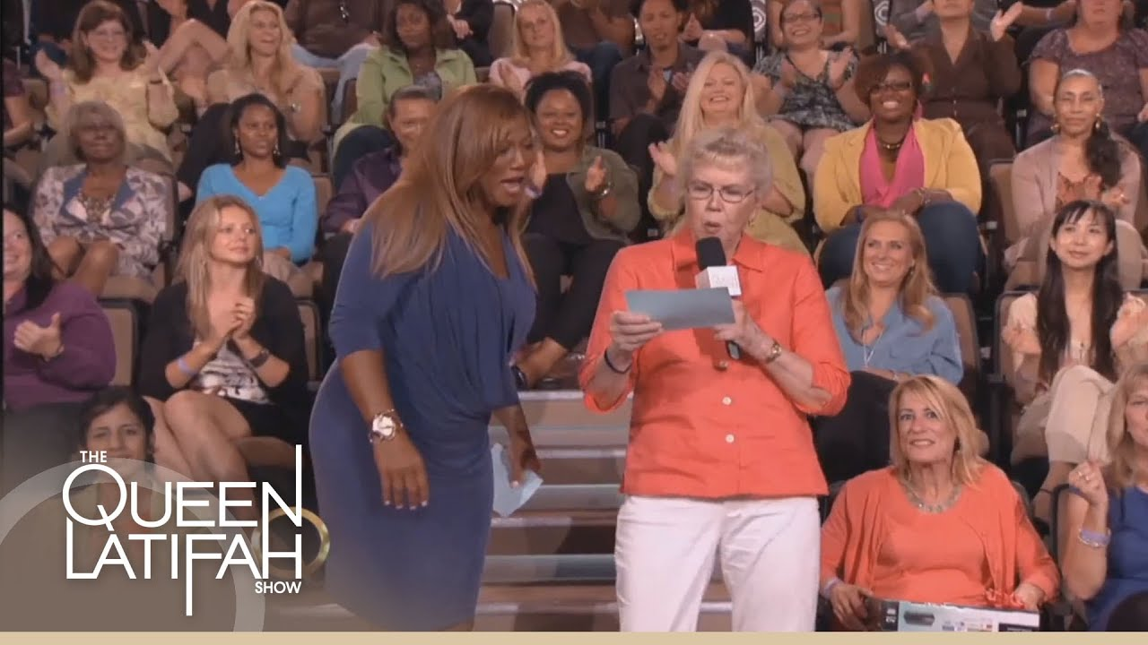 The Queen Latifah Show  PROUDVISION  YouTube