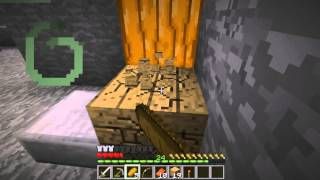Виживание в Minecraft [Horizon City] #6