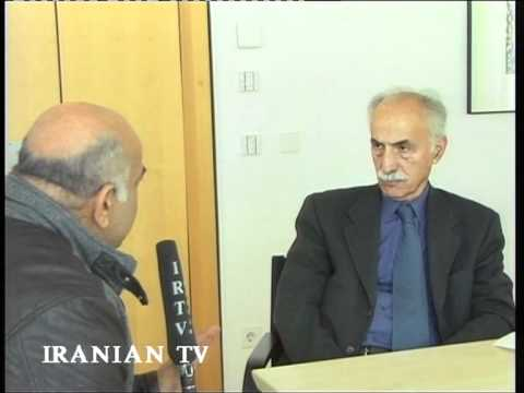 IRANIAN TV  20.11.2011 Interview Mit Dr.Lahidji /Nachrichten+Local News Teil 1