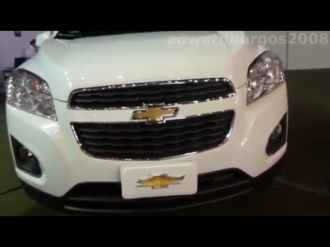 2014 Chevrolet Tracker LS 2014 video review Caracteristicas versión Colombia