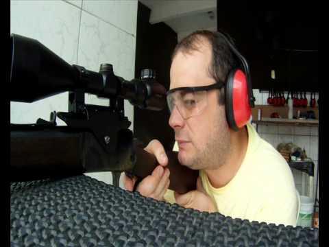 Rifle Puma Cal. 38