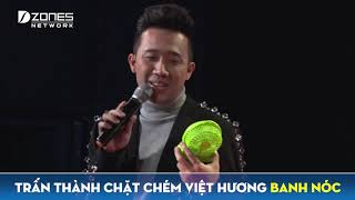 Trấn Thành Chặt Chém Việt Hương John Huy và Hồng Vân Không Thương Tiếc | VPaparazzi